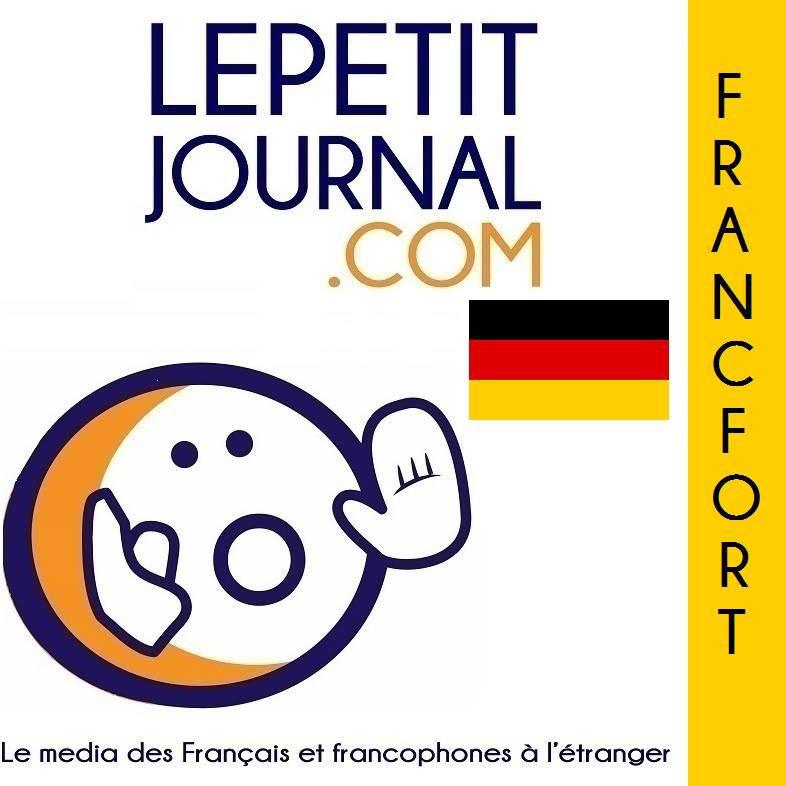 Interview dans Le petit journal de Francfort
