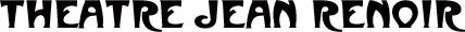 Théâtre Jean Renoir de Munich Logo